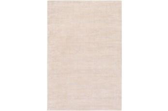 108X156 Rug-Taylor Wool Blend Beige