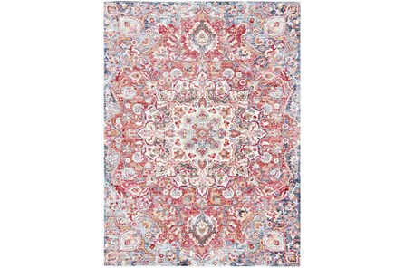 24X36 Rug-Cosmic Traditional Red