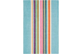 60X90 Rug-Wool Summer Stripe