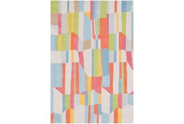 96X120 Rug-Wool Spring Abstracts