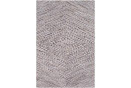 60X96 Rug-Diamond Hair On Hide Taupe
