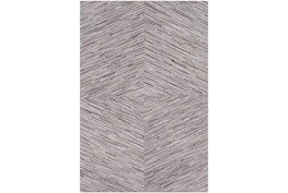 96X120 Rug-Diamond Hair On Hide Taupe