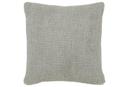 Accent Pillow-Batik Pattern Ivory 22X22