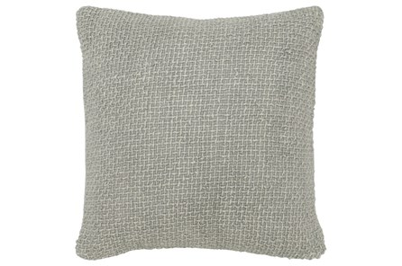 Accent Pillow-Batik Pattern Ivory 22X22 - Main