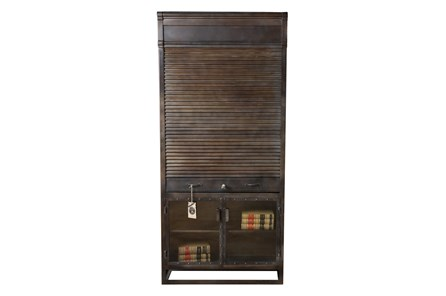 Iron Shutter Bar Cabinet - Main