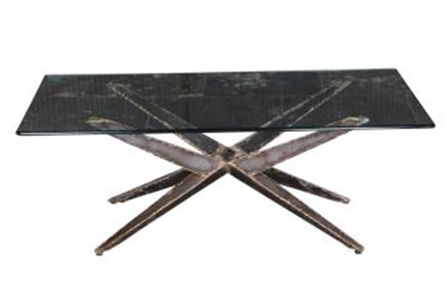 Industrial Coffee Table - 360