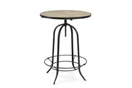 Footrest Bistro Table