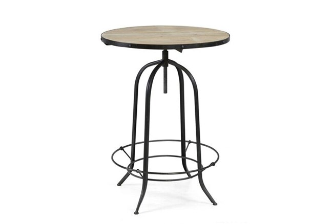 Footrest Bistro Table - 360