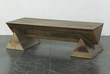 Geo Leg Coffee Table