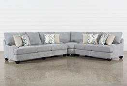 Sierra Foam II 3 Piece Sectional