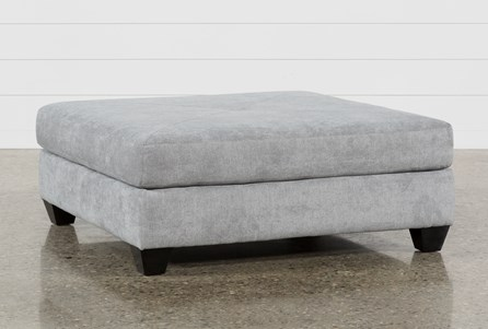Sierra Foam II Square Cocktail Ottoman
