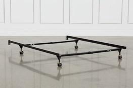 Revive Steel Frame  W/Rollers Twin/Full 4 Leg W/Locks