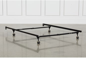 Revive Steel Frame With Rollers Twin/Full 4 Leg With Locks