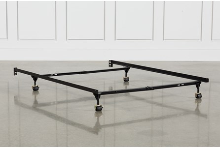 Revive Steel Frame With Rollers Twin/Full 4 Leg With Locks - Main