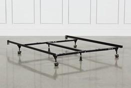 Revive Steel Frame W/Rollers Qn/Ck/Ek 6-Leg/Center/Glide