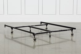 Revive Steel Frame With Rollers Qn/Ck/Ek 6-Leg/Center/Glide