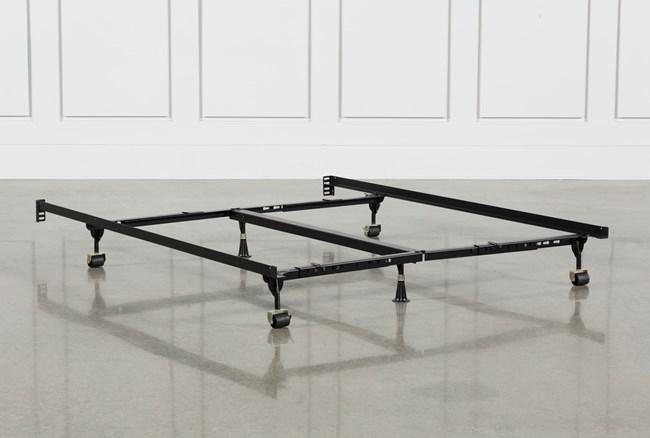 Revive Steel Frame W/Rollers Qn/Ck/Ek 6-Leg/Center/Glide - 360
