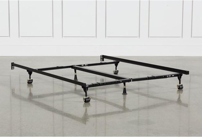 Revive Steel Frame With Rollers Qn/Ck/Ek 6-Leg/Center/Glide - 360