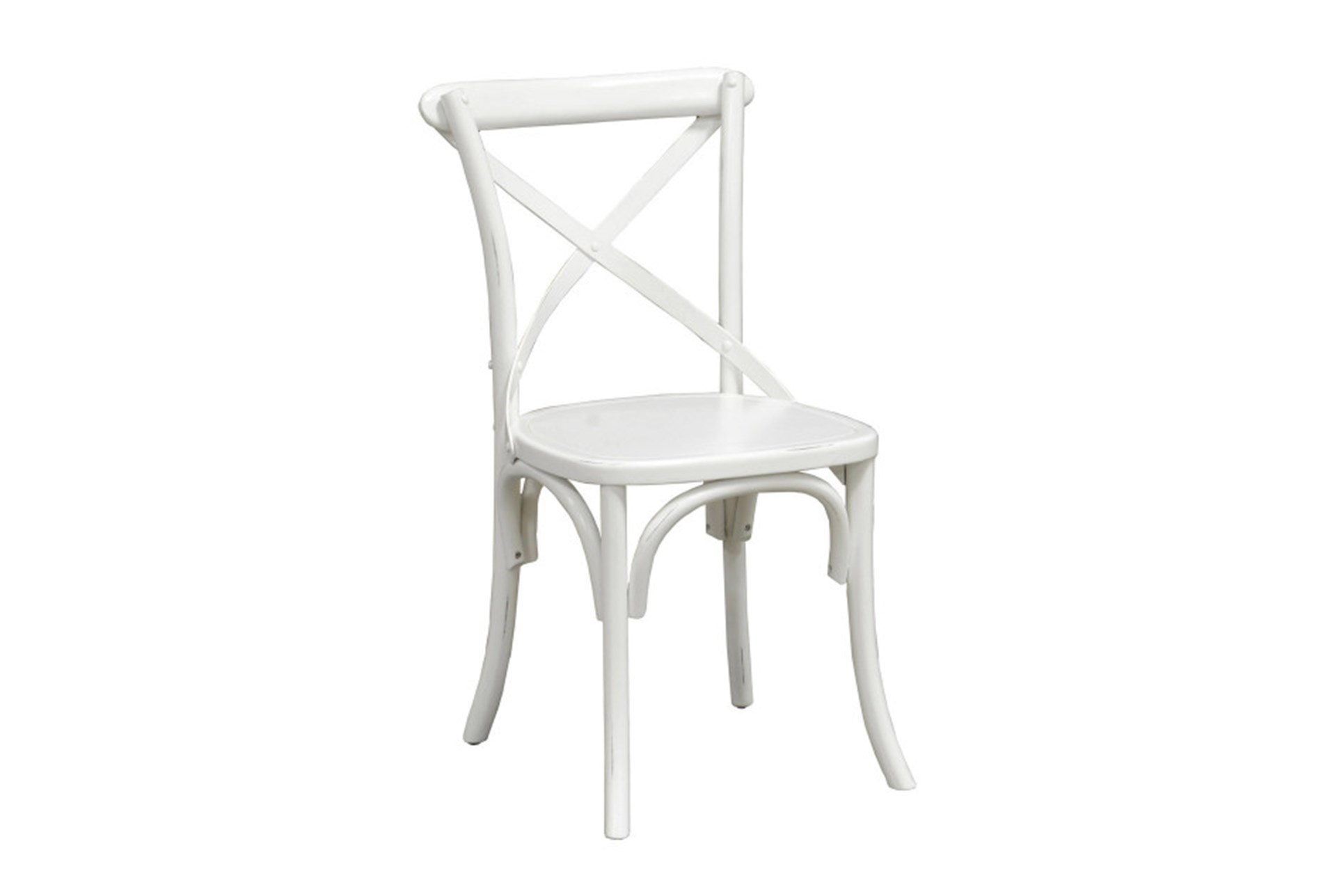 Pine Wood White Dining Chair Qty 1 Has Been Successfully Added To Your Cart