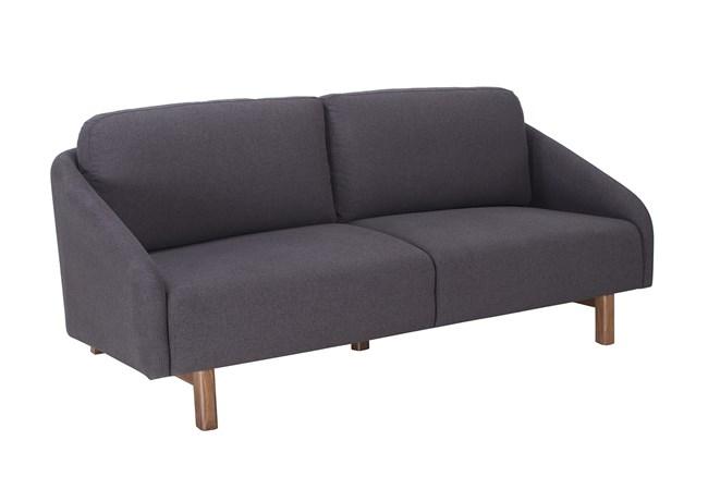 Modern Grey Sofa - 360