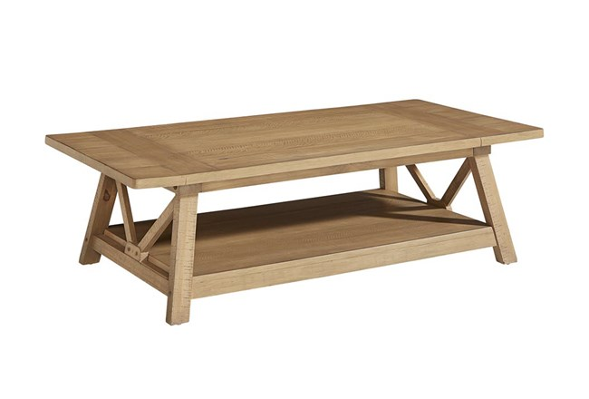Magnolia Home Joiners Coffee Table By Joanna Gaines - 360