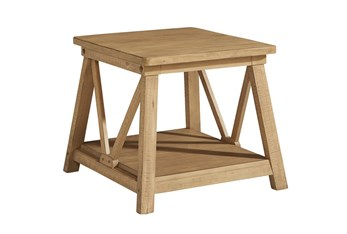 Magnolia Home Joiners End Table By Joanna Gaines
