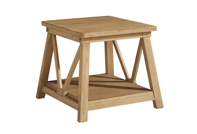 Magnolia Home Joiners Side Table By Joanna Gaines - 360