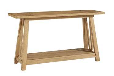 """Magnolia Home Joiners 56"""" Console Table By Joanna Gaines"""