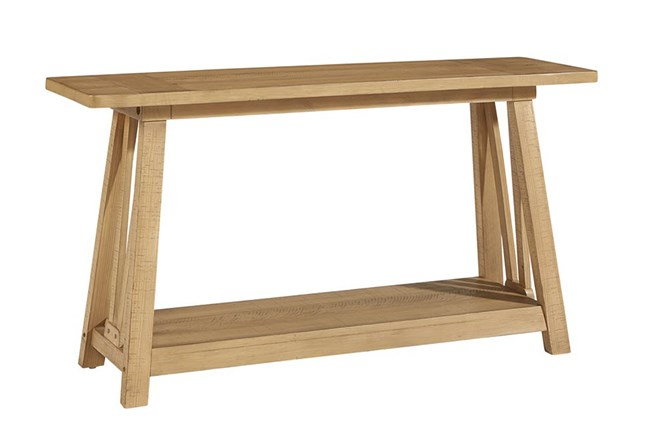 Magnolia Home Joiners Console Table By Joanna Gaines - 360