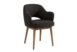 Magnolia Home Hamilton Charcoal Side Chair By Joanna Gaines