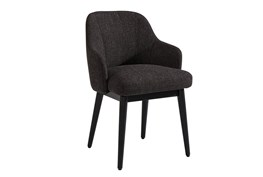 Magnolia Home Adler Charcoal Side Chair By Joanna Gaines