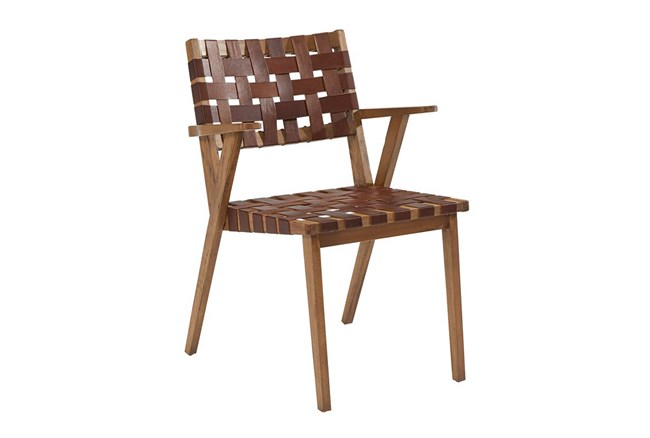 Magnolia Home Tanner Side Chair By Joanna Gaines - 360