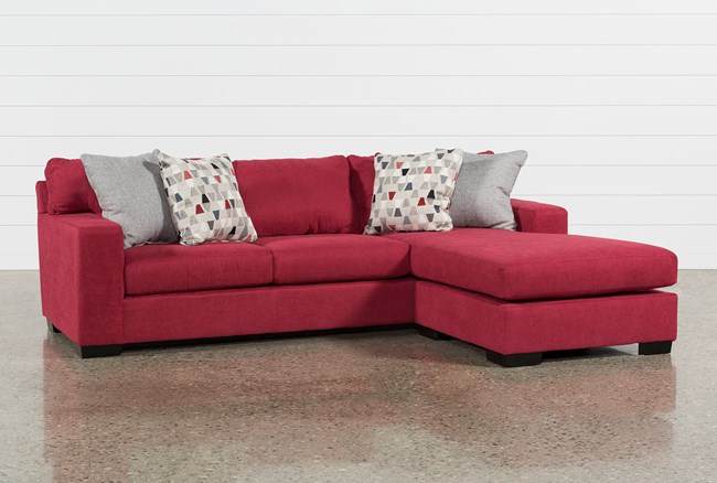 Collins Sofa With Reversible Chaise - 360