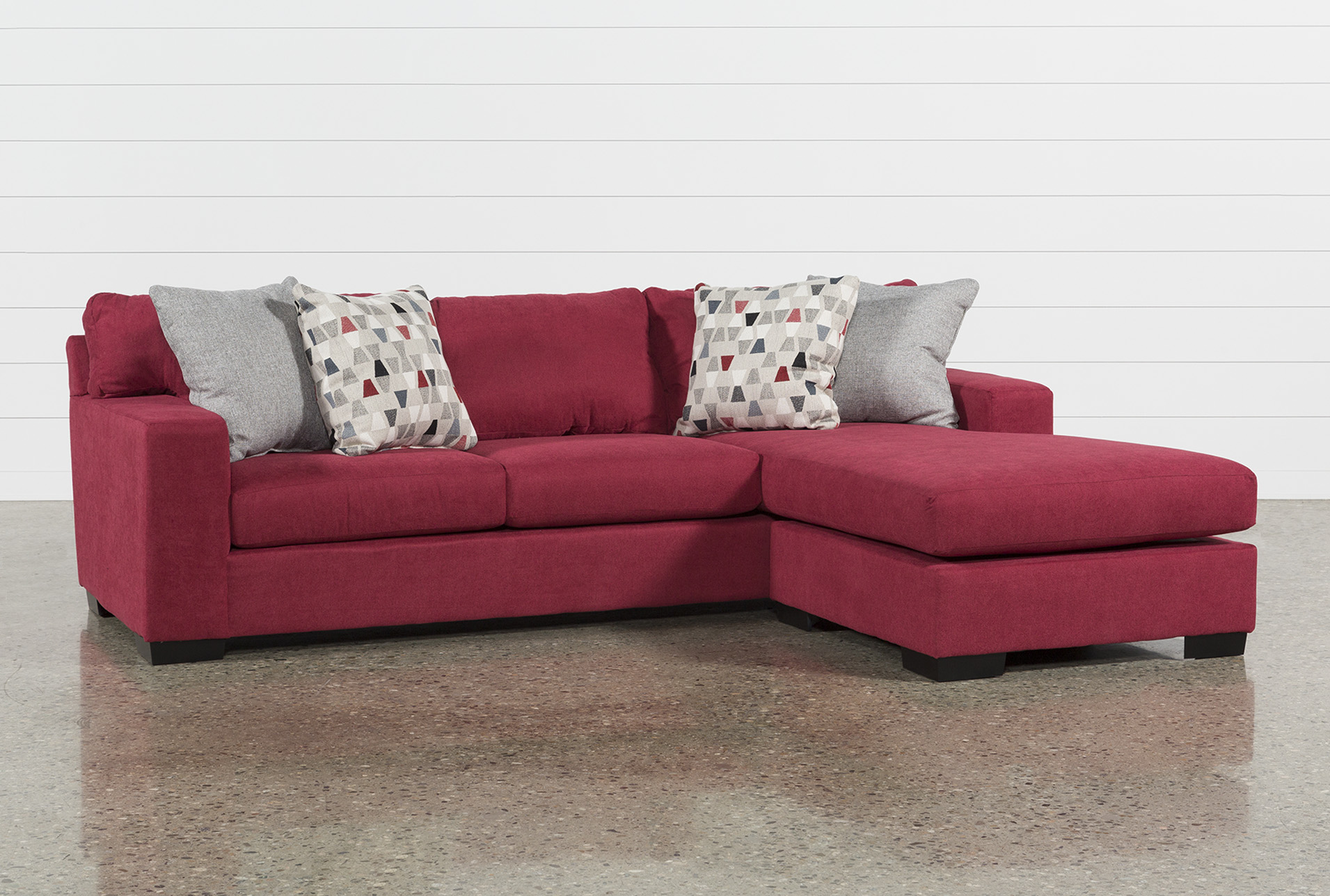 Collins Sofa With Reversible Chaise