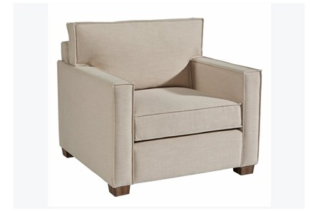 Magnolia Home Ravel Linen Chair - Main
