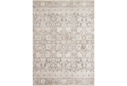 94X130 Rug-Magnolia Home Ophelia Grey/Taupe By Joanna Gaines