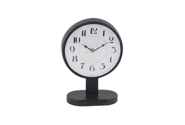 13 Inch Table Clock - 360