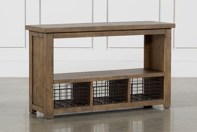 Seneca Sofa Table - 360