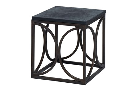 Easton Slate Side Table Base