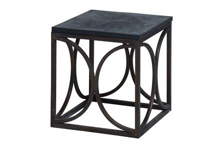 Easton Slate Side Table Base