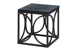 Easton Slate Side Table