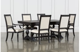 Chapleau II 7 Piece Extension Dining Table Set