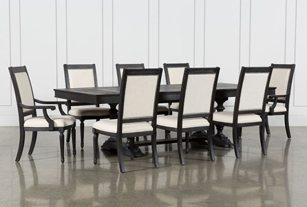 Chapleau II 9 Piece Extension Dining Table Set