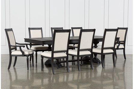 Chapleau II 9 Piece Extension Dining Table Set - Main