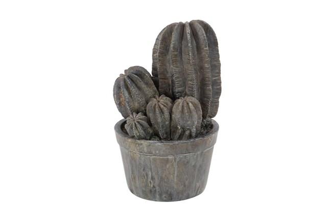 12 Inch Cactus In Pot - 360