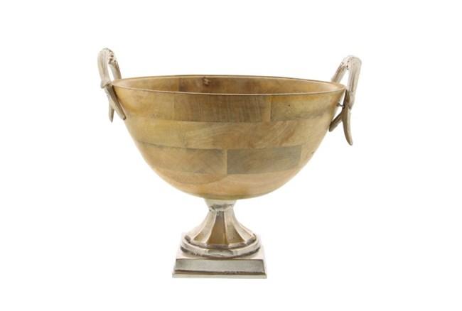 12 Inch Brass Bowl - 360