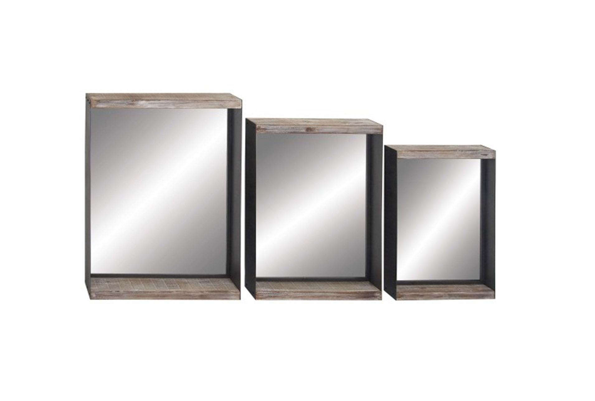 Wood wall mirrors Carved Large View Living Spaces Piece Set Square Wood Wall Mirrors Living Spaces