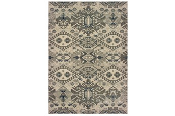 22X36 Rug-Lodge Grey/Ivory
