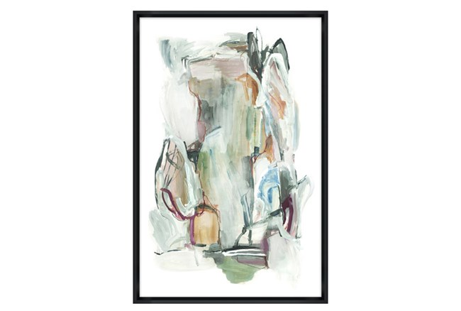 Picture-30X45 Rock Climbing Glass Framed - 360