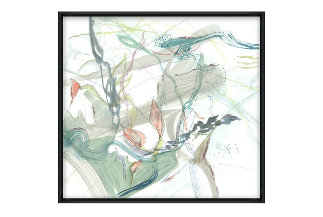 Picture-32X30 Washed II Glass Framed - 360